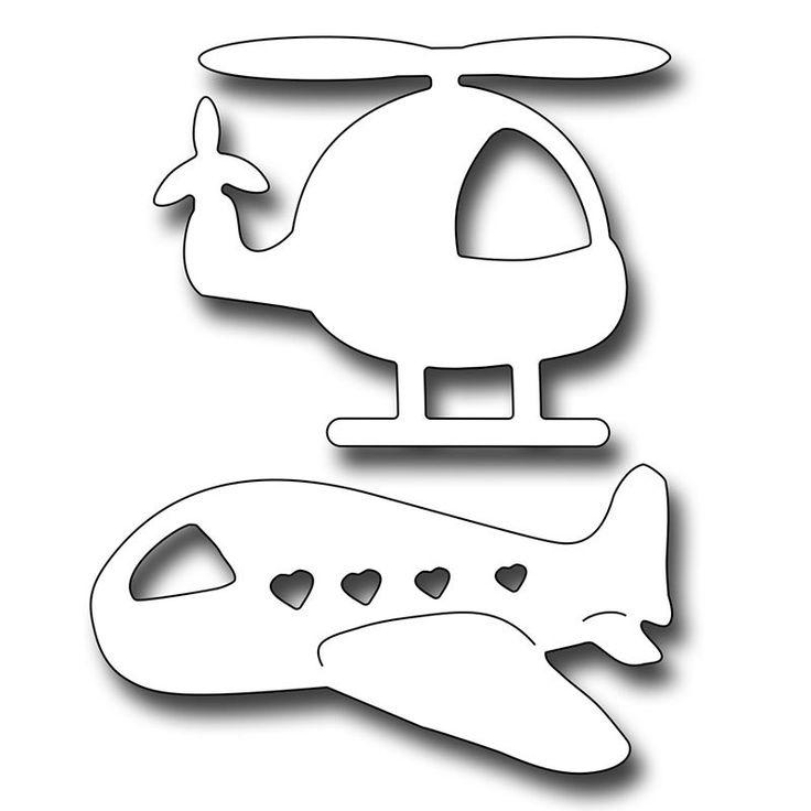 девочек, вырезание из бумаги картинки самолет живописи