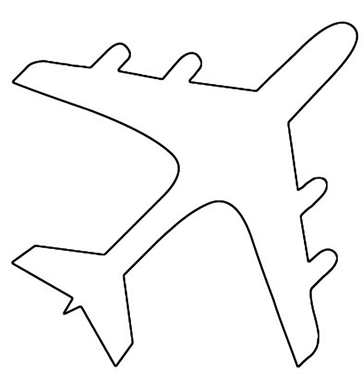 вырезание из бумаги картинки самолет окно без занавески