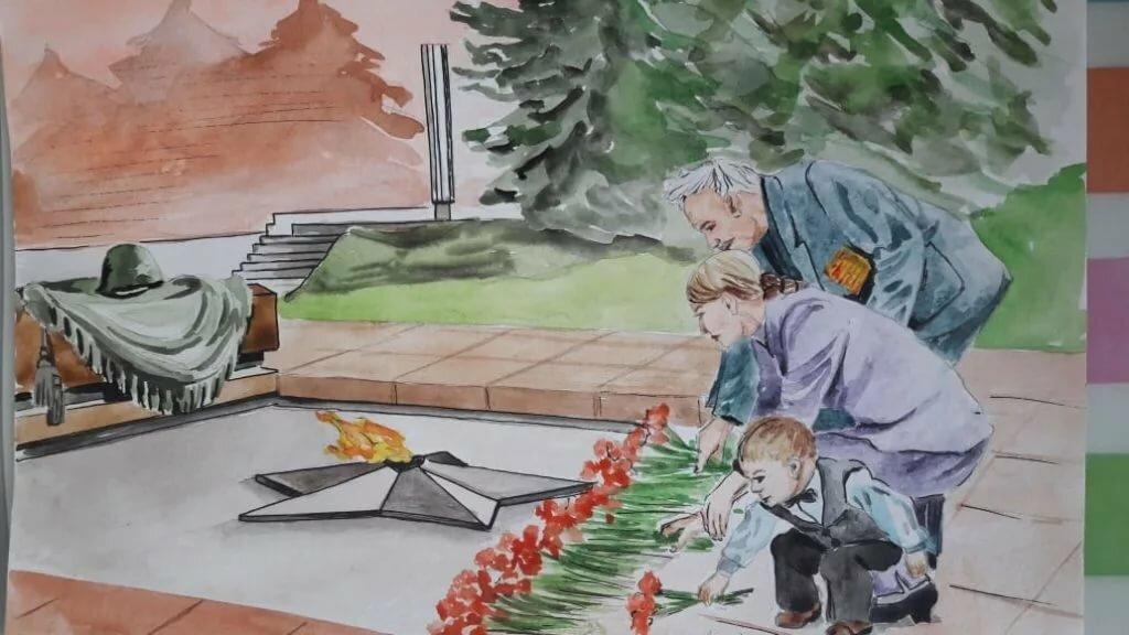 Открытки о войне 1941 1945 для школьников