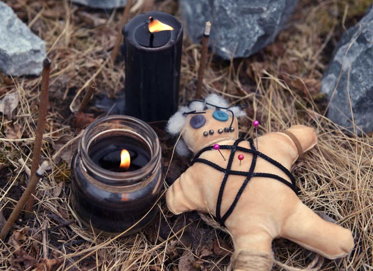 самого как сделать ритуал вуду на фото чтоб всегда душе